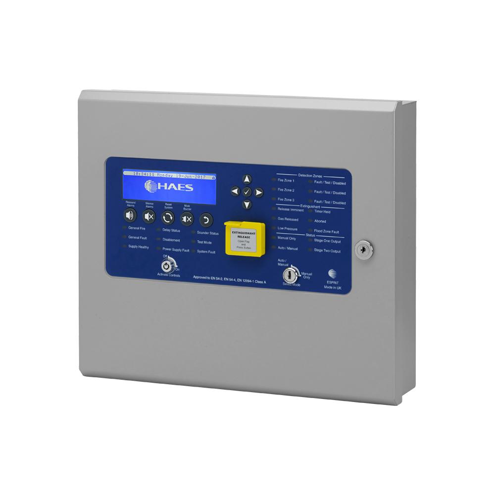 Image of Esprit Extinguishant Release Control Panel