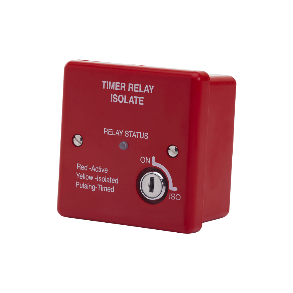 Image of Timer/Pulsing Auxiliary Relay