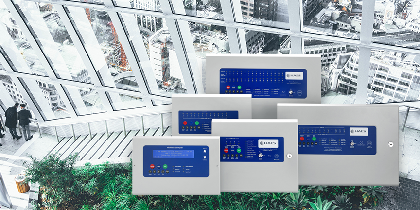 Image of Haes Technologies Esento Control Panels