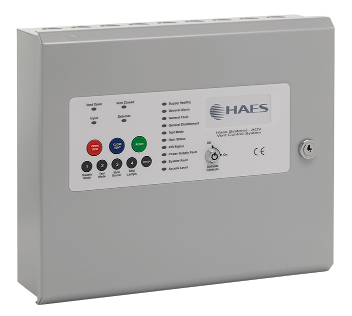 Image of Haes Technologies AOV Panel
