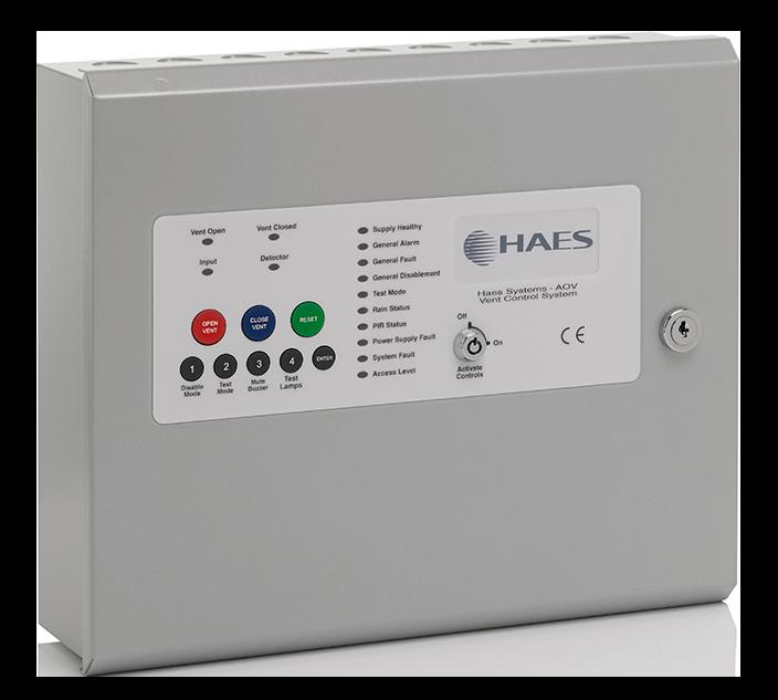 Image of Haes Technologies AOV Panel