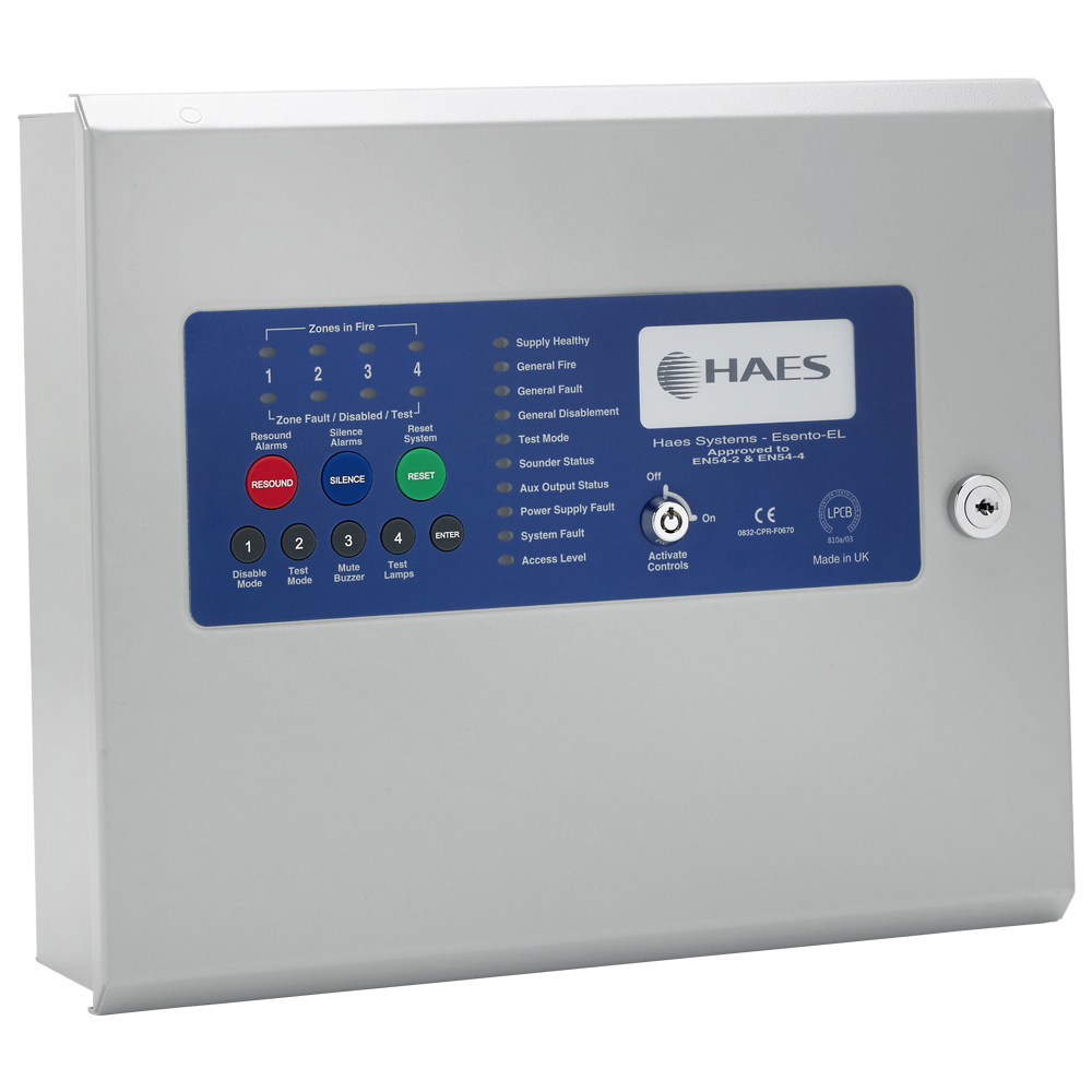 Image of Haes Technologies Esento Eclipse Control Panel