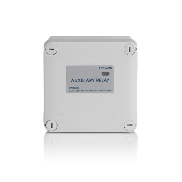 Image of IP55 boxed relay